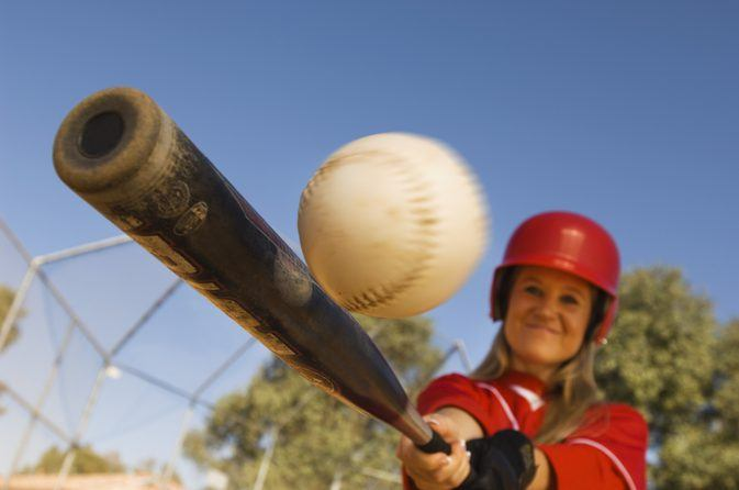 Bat Speed in Slow-Pitch Softball